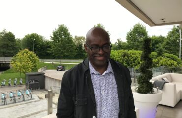 "Achille Mbembe: ""It might well be that the future of our planet will play out in Africa"""