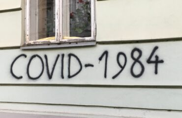 COVID-19, MY COMRADE: Graffiti and Street-Art Responses to Pandemic