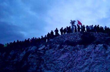 Desant na Cetinje: pridi in glej